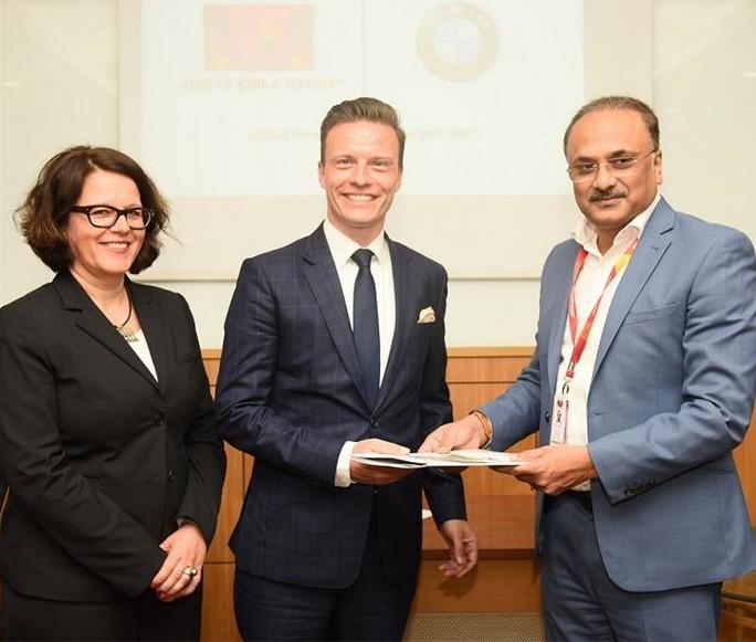 Bmw Group Signs An International Agreement With Aditya Birla Group