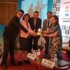 (L-R) Gaurav Chopra - Senior Manager - Marketing & Communications, Ms. Renu Bohra - Chief Human Resource