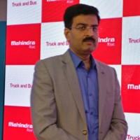 Vinod Sahay, CEO Mahindra