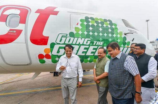 spicejet - photo courtesy the hindu