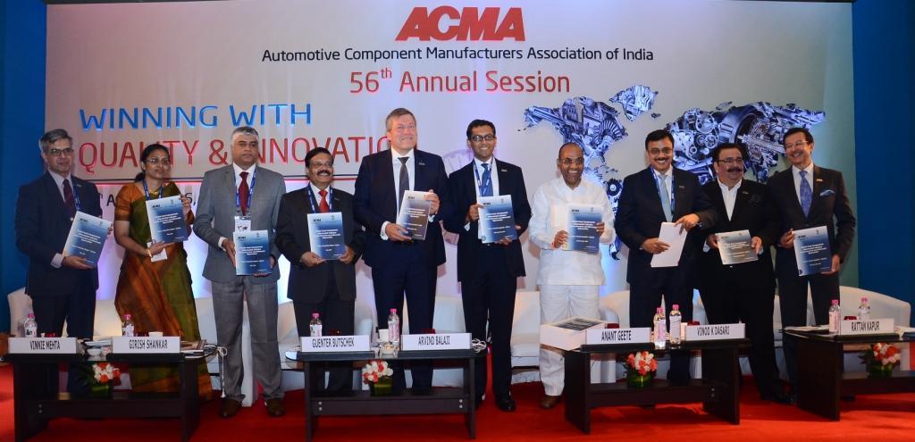 Dignataries ACMA's 56th Annual Session