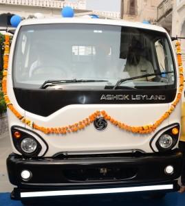 Ashok Leyland Guru