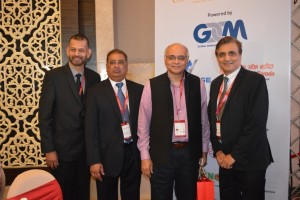L to R - Augustine Chalissery, Founder and CEO, SourceProcureDeliver, Raj Dias -President, Global DC