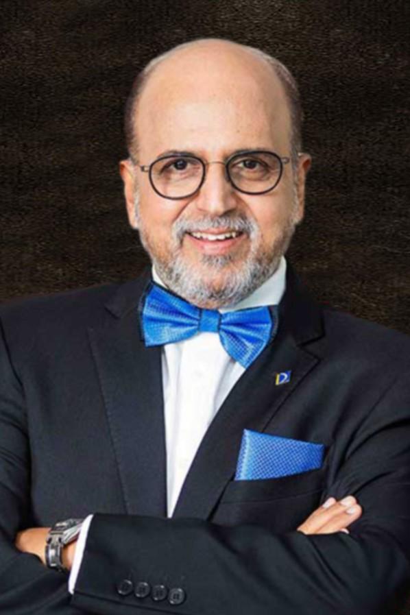 Dr R Seetharaman
