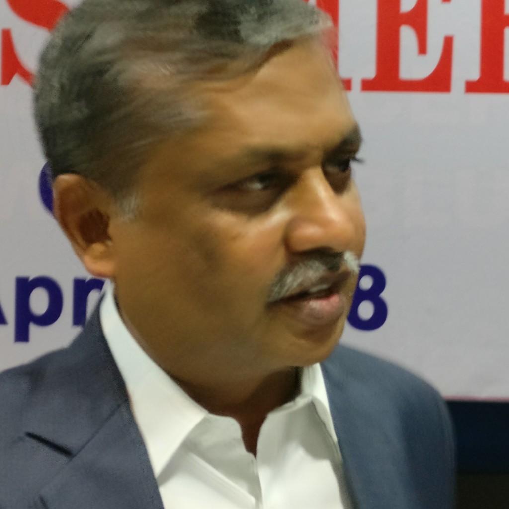 MR. P Raveendra, Chairman CPT