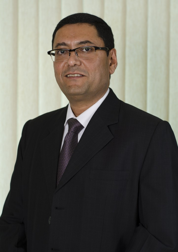 Pirojshaw Sarkari, CEO, Mahindra Logistics[175326]